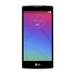 Quite el bloqueo de sim con el código del teléfono LG Spirit 3G Dual SIM