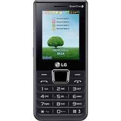 Quite el bloqueo de sim con el código del teléfono LG A395