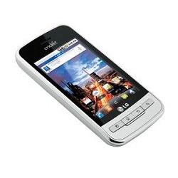 Quite el bloqueo de sim con el código del teléfono LG Optimus C