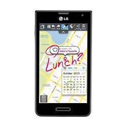 Quite el bloqueo de sim con el código del teléfono LG MS659