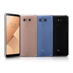 Quite el bloqueo de sim con el código del teléfono LG G6 Plus