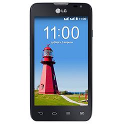Quite el bloqueo de sim con el código del teléfono LG L65 Dual SIM