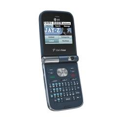 Quite el bloqueo de sim con el código del teléfono LG UN610