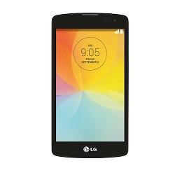 Quite el bloqueo de sim con el código del teléfono LG L70+