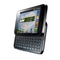 Quite el bloqueo de sim con el código del teléfono LG Optimus Q2 LU6500