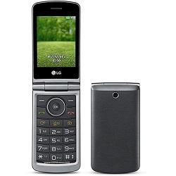 Quite el bloqueo de sim con el código del teléfono LG G350
