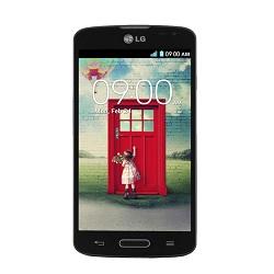 Quite el bloqueo de sim con el código del teléfono LG F90