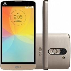 Quite el bloqueo de sim con el código del teléfono LG L Prime D337