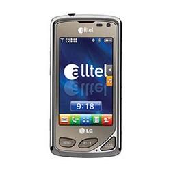 Quite el bloqueo de sim con el código del teléfono LG AX8575