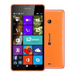 Quite el bloqueo de sim con el código del teléfono Microsoft Lumia 540 Dual SIM