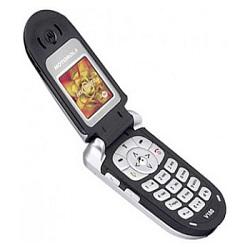 Quite el bloqueo de sim con el código del teléfono Motorola V180