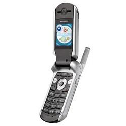 Quite el bloqueo de sim con el código del teléfono Motorola V266