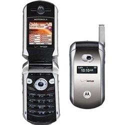 Quite el bloqueo de sim con el código del teléfono Motorola V267p