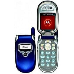 Quite el bloqueo de sim con el código del teléfono Motorola V290