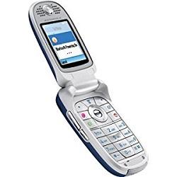 Quite el bloqueo de sim con el código del teléfono Motorola V195s