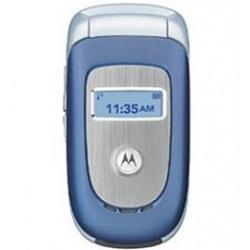 Quite el bloqueo de sim con el código del teléfono Motorola V196