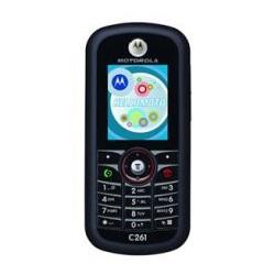 ¿ Cómo liberar el teléfono Motorola C261
