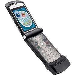 Quite el bloqueo de sim con el código del teléfono Motorola V3