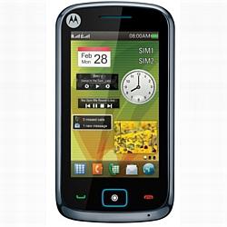 Quite el bloqueo de sim con el código del teléfono Motorola EX122