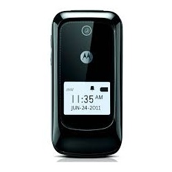 Quite el bloqueo de sim con el código del teléfono Motorola WX346