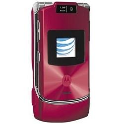 Quite el bloqueo de sim con el código del teléfono Motorola V3 PINK