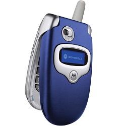 Quite el bloqueo de sim con el código del teléfono Motorola V330