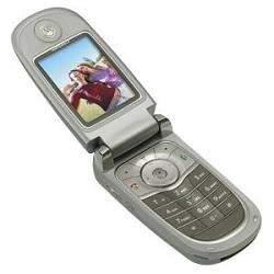 Quite el bloqueo de sim con el código del teléfono Motorola V230