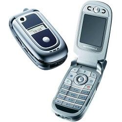 Quite el bloqueo de sim con el código del teléfono Motorola V235