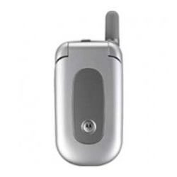 Quite el bloqueo de sim con el código del teléfono Motorola V175