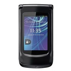 Quite el bloqueo de sim con el código del teléfono Motorola Motosmart Flip XT611
