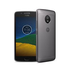 Quite el bloqueo de sim con el código del teléfono Motorola Moto G5