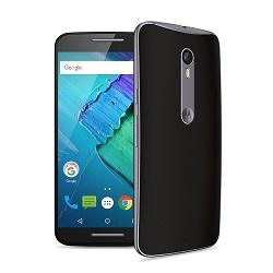 Quite el bloqueo de sim con el código del teléfono Motorola Moto X Style