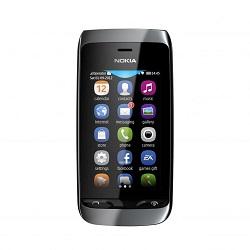 Quite el bloqueo de sim con el código del teléfono Nokia Asha 309