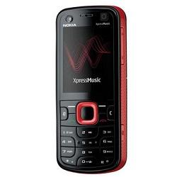 Quite el bloqueo de sim con el código del teléfono Nokia 5320 XpressMusic