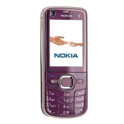Quite el bloqueo de sim con el código del teléfono Nokia 6220 Classic