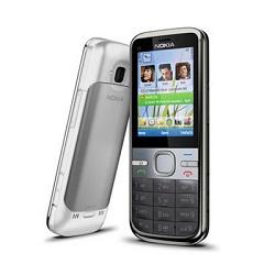 Quite el bloqueo de sim con el código del teléfono Nokia C5