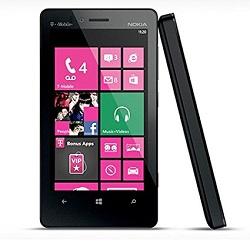 Quite el bloqueo de sim con el código del teléfono Nokia Lumia 810