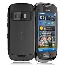 Quite el bloqueo de sim con el código del teléfono Nokia C7