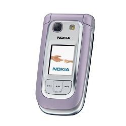 Quite el bloqueo de sim con el código del teléfono Nokia 6267