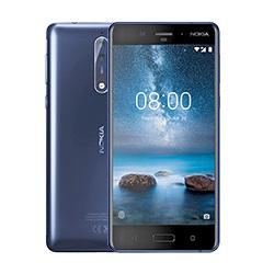 Quite el bloqueo de sim con el código del teléfono Nokia 8