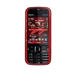 Quite el bloqueo de sim con el código del teléfono Nokia 5730 XpressMusic