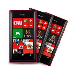 Quite el bloqueo de sim con el código del teléfono Nokia 505