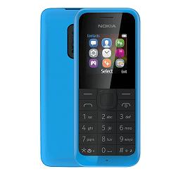 Quite el bloqueo de sim con el código del teléfono Nokia 105