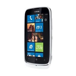 Quite el bloqueo de sim con el código del teléfono Nokia Lumia 610