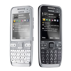 Quite el bloqueo de sim con el código del teléfono Nokia E55