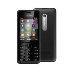 Quite el bloqueo de sim con el código del teléfono Nokia 301 Dual SIM