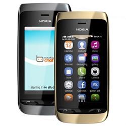 Quite el bloqueo de sim con el código del teléfono Nokia Asha 310
