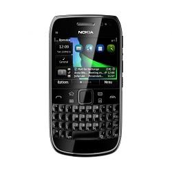 Quite el bloqueo de sim con el código del teléfono Nokia e6