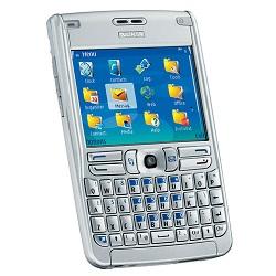 Quite el bloqueo de sim con el código del teléfono Nokia E61