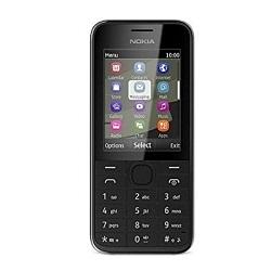 Quite el bloqueo de sim con el código del teléfono Nokia 207